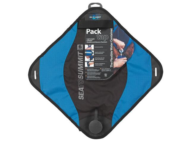 Sea to Summit Pack - Bidon - 6l bleu/noir